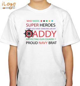 PROUD BRAT - Boys T-Shirt