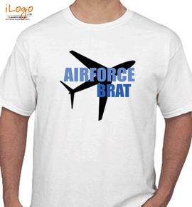 AIRFORCE BRAT - T-Shirt