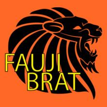 LION-FAUJI-BRAT T-Shirt