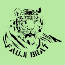 FAUJI-BRAT-TIGER T-Shirt