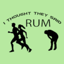 I-thought-rum T-Shirt
