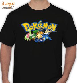 go-pokemon - T-Shirt