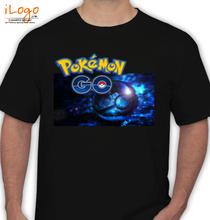 Pokemon Go blue-pokemon T-Shirt