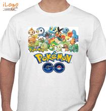 Pokemon Go pokemon-go-pokemon T-Shirt