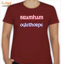 Leeds Bramham-Oglethorpe. T-Shirt