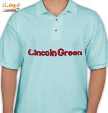 Leeds Lincoin-Green T-Shirt