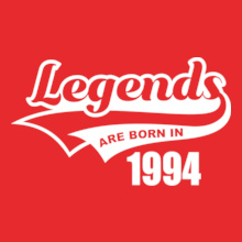 Legends are Born in 1994 Legends-are-born-in-%C T-Shirt