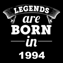 Legends are Born in 1994 legends-are-born-in-.. T-Shirt