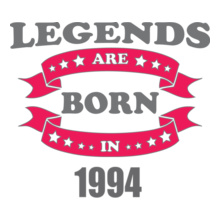 Legends are Born in 1994 Legends-are-born-in-%B T-Shirt