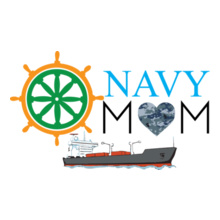 Indian Navy navy-mom T-Shirt