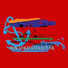 Indian Army INS-VIKRAM T-Shirt