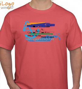 INS VIKRAM - T-Shirt