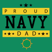Indian Navy NAVY-DAD T-Shirt