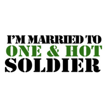 IM-MARRIED-TO-SOLDIER T-Shirt