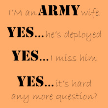 wife-of-soldier T-Shirt