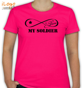 star-love-my-soldier - T-Shirt [F]
