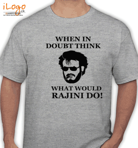 Rajinikanth Superstar - T-Shirt