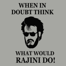 Rajinikanth-Superstar T-Shirt