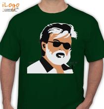 Rajinikanth Rajinikanth-The-Superstar T-Shirt