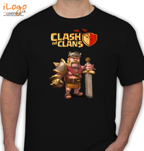 Clash of Clans barbarian-king T-Shirt