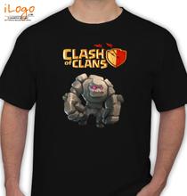 Clash of Clans Golem T-Shirt