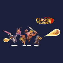 Clash-of-c T-Shirt