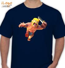 Clash of Clans clash T-Shirt