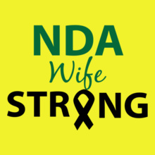 NDA-WIFE-STRONG T-Shirt