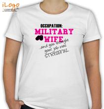 Army Wife army-wife-occupation T-Shirt