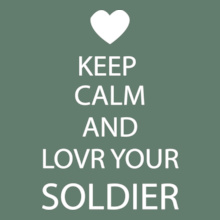 LOVE-UR-SOLDIER T-Shirt