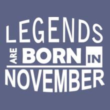 legend-borin-november T-Shirt