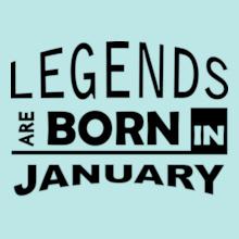 legend-bornin-january T-Shirt