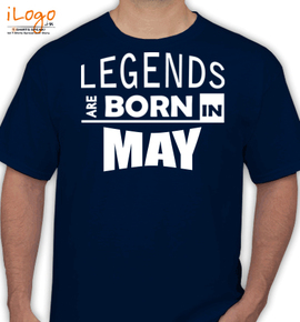 legend borin may - T-Shirt