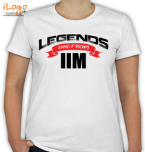 legends-are-from-IIM T-Shirt