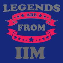 Alumni Reunion legend-r-from-IIM T-Shirt