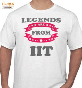 legend r from IIT - T-Shirt