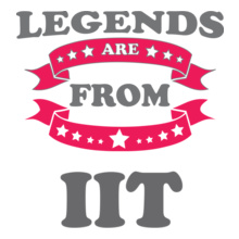 Alumni Reunion legend-r-from-IIT T-Shirt