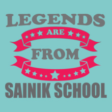 Alumni Reunion legend-from-sainik-school T-Shirt
