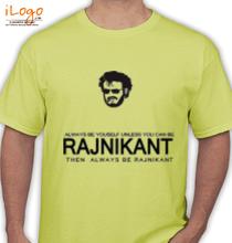 Rajinikanth Superstar-The-Rajinikant T-Shirt