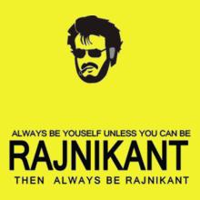 Superstar-The-Rajinikant T-Shirt