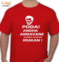 Rajinikanth Rajinikanth T-Shirt