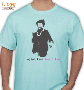 The Super Star RajiniKanth - T-Shirt