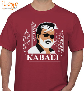 Rajini Super Starl. - T-Shirt