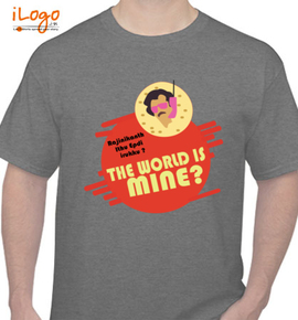 Rajinikanth Super Hero - T-Shirt