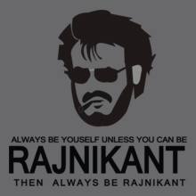 Rajinikanth Best-Hero-Rajinikanth T-Shirt