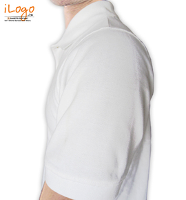HDFCLIFE Left sleeve