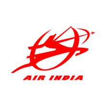 LOGO AIR-INDIA T-Shirt