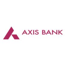 LOGO AXIS-BANK T-Shirt