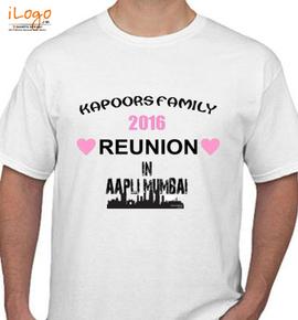 family all - T-Shirt