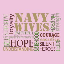 Navy Wife navy-wife-goodness T-Shirt